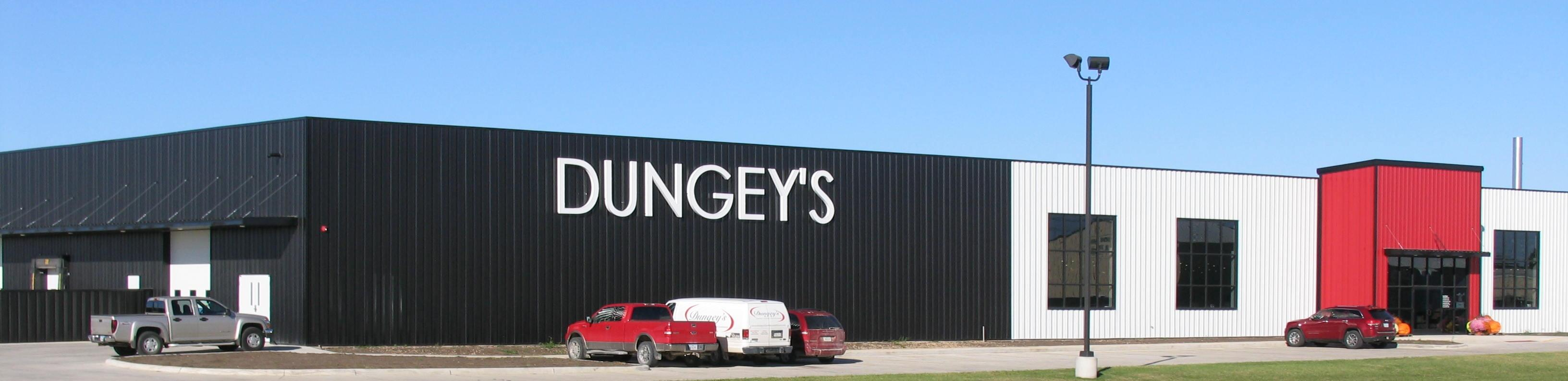 Dungeys Furniture New Hampton 3 Sold by HBS Inc